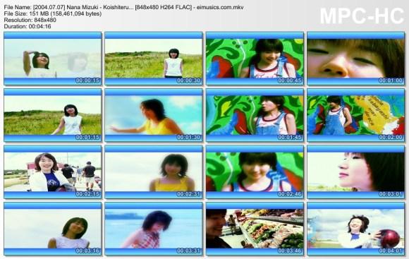Nana Mizuki - Koishiteru...