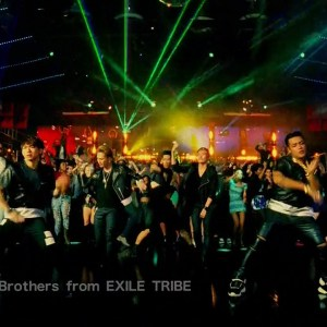 J Soul Brothers from EXILE TRIBE - R.Y.U.S.E.I.