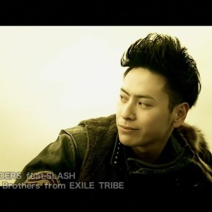 J Soul Brothers from EXILE TRIBE - STORM RIDERS feat. SLASH