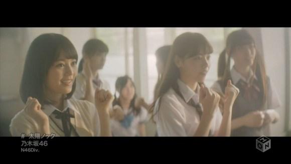 Nogizaka46 - Taiyou Knock