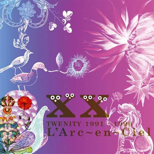L'Arc~en~Ciel - TWENITY 1991-1996