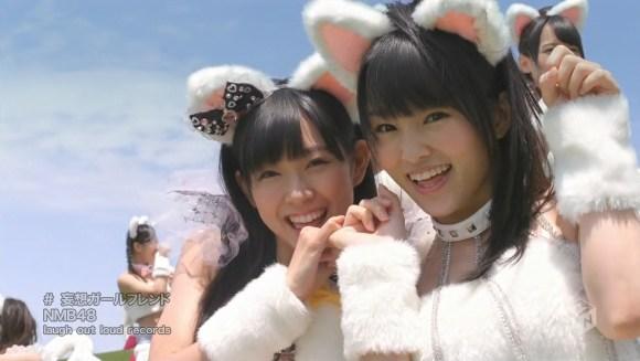 [EIMUSICS] NMB48 - Mousou Girlfriend [720p]   [2012.08.08].mkv_snapshot_04.08_[2015.07.30_03.08.23]