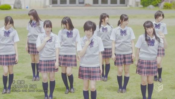 [EIMUSICS] NMB48 (Shirogumi) - Okuba [720p]   [2013.05.19].mkv_snapshot_04.58_[2015.07.30_03.27.19]
