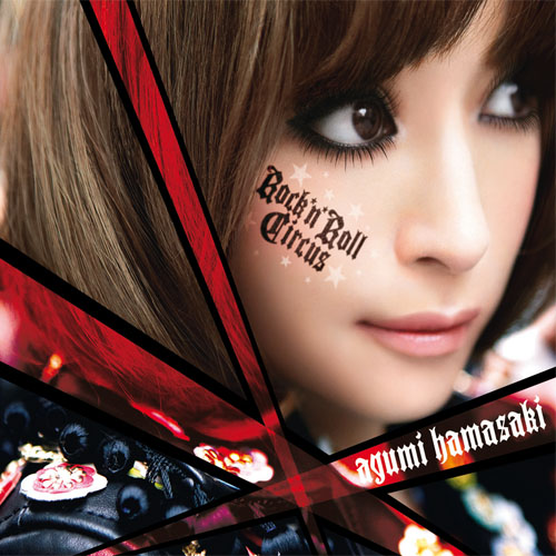 Download Ayumi Hamasaki - Rock'n'Roll Circus [Album]