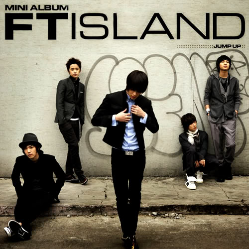 Download FTISLAND - Jump Up [Mini Album]