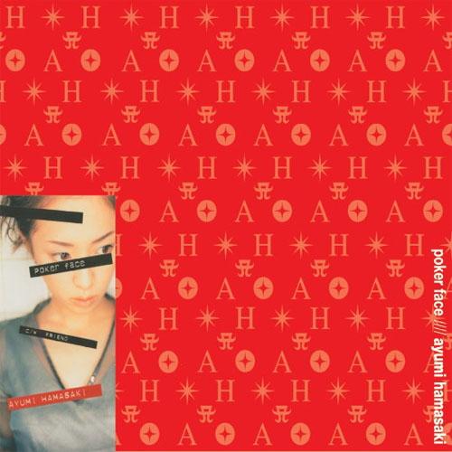 Download Ayumi Hamasaki - Poker face (re-release) [Single]