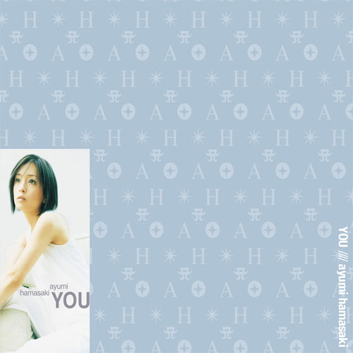 Download Ayumi Hamasaki - YOU (re-release) [Single]