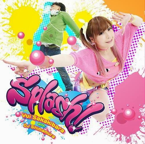 Yui Sakakibara - Splash!
