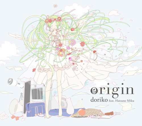 Download doriko feat. Hatsune Miku – origin [Album]
