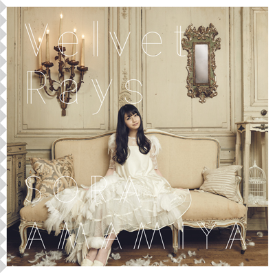Download Sora Amamiya - Velvet Rays [Single]