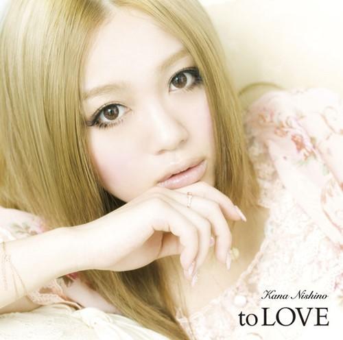 Download Kana Nishino - to LOVE [Album]