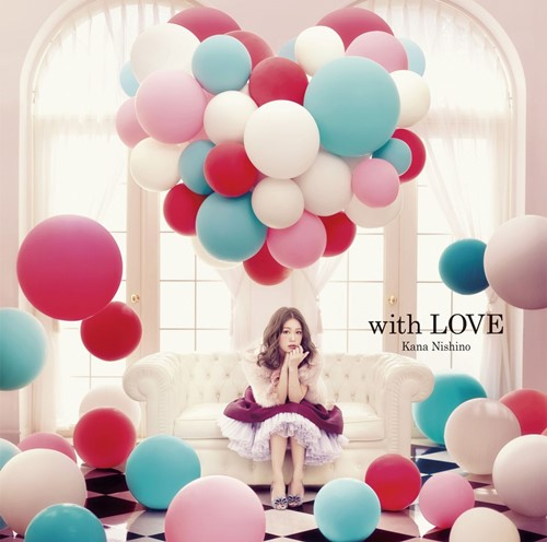 Download Kana Nishino - with LOVE [Album]