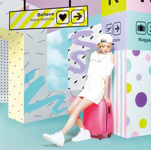Download Kana Nishino - Believe [Single]