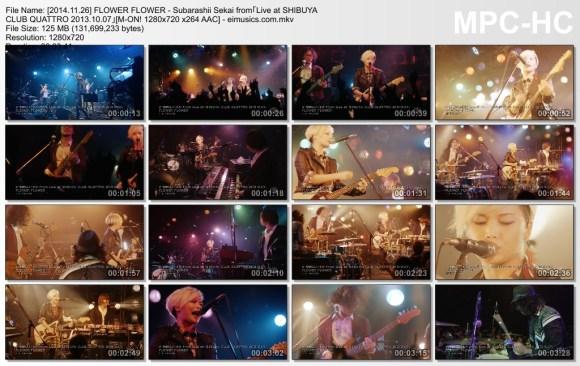 [2014.11.26] FLOWER FLOWER - Subarashii Sekai from Live at SHIBUYA CLUB QUATTRO 2013.10.07 (M-ON!) [720p]   - eimusics.com.mkv_thumbs_[2015.09.29_18.31.22]