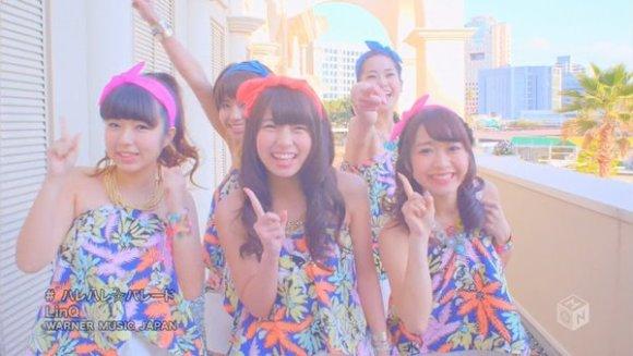 [2015.04.29] LinQ - Hare Hare Parade (M-ON!) [720p]   - eimusics.com.mkv_snapshot_00.57_[2015.12.20_21.28.19]