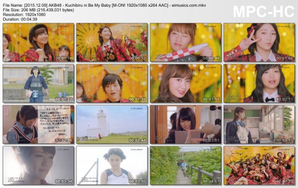 [2015.12.09] AKB48 - Kuchibiru ni Be My Baby (M-ON!) [1080p]   - eimusics.com.mkv_thumbs_[2015.12.02_19.09.49]