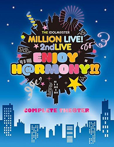 Idolm@ster Million Live! 2nd Live Enjoy H@rmony!!