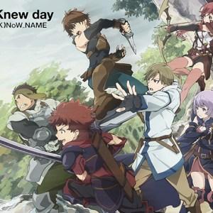 (K)NoW_NAME – Knew day [Single]