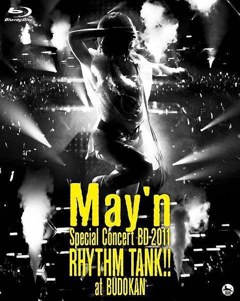 Mayn Special Concert 2011 RHYTHM TANK!! at Nippon Budokan