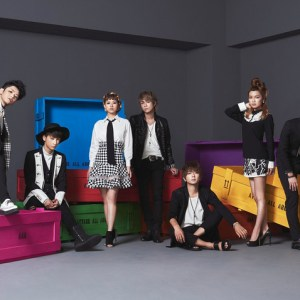AAA Discography