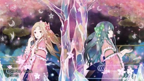 ClariS - Hirahira Hirara (SSTV) [720p] [2015.04.15].mkv_snapshot_04.16_[2016.04.15_03.02.45]