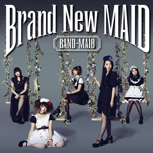 BAND MAID – Brand New MAID