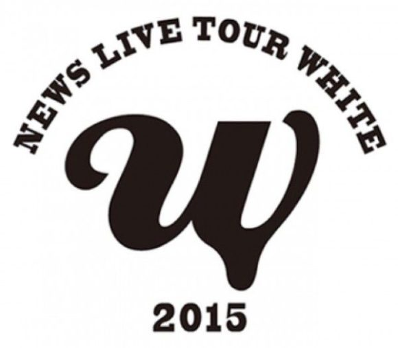 NEWS LIVE TOUR 2015 WHITE