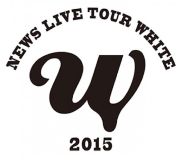 NEWS LIVE TOUR 2015 WHITE