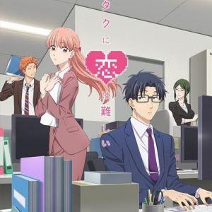 Wotaku ni Koi wa Muzukashii Opening/Ending OST