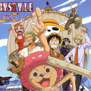 [Single] One Piece Opening 05: Kokoro no Chizu by BOYSTYLE [Hi-Res/FLAC/ZIP][2004.11.17]