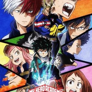 Boku no Hero Academia 2 Opening/Ending OST