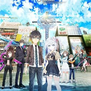 Hand Shakers Opening/Ending OST