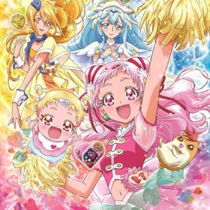 Hugtto! Precure Opening/Ending OST