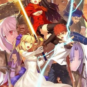 Fate/stay night [Unlimited Blade Works] Original Soundtrack I [MP3/320K/ZIP][2015.03.25]
