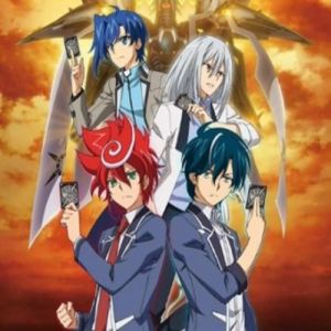 Cardfight!! Vanguard G: Z Opening/Ending OST
