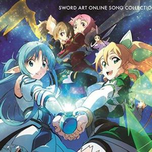 SWORD ART ONLINE SONG COLLECTION [MP3/320K/ZIP][2014.08.27]