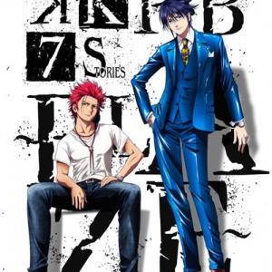 K: Seven Stories Opening/Ending OST