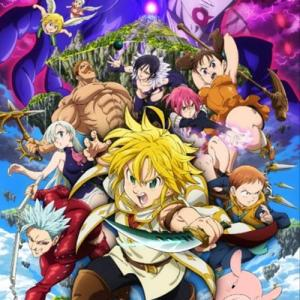 Nanatsu no Taizai Movie: Tenkuu no Torawarebito Opening/Ending OST