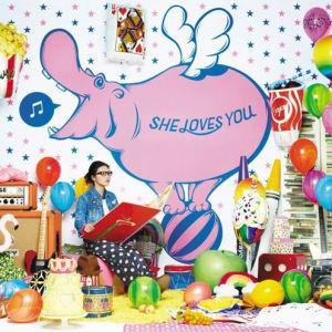 [Album] YUI – SHE LOVES YOU [MP3/128K/ZIP][2012.10.24]