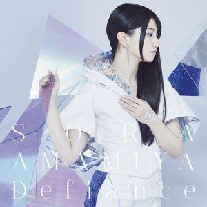 [Single] Sora Amamiya – Defiance [MP3/320K/ZIP][2019.01.16]