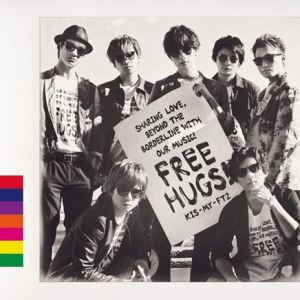 [Album] Kis-My-Ft2 – Free Hugs! [MP3/320K/ZIP][2019.04.24]