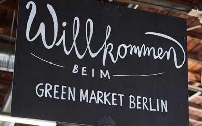 THE GREEN MARKET BERLIN