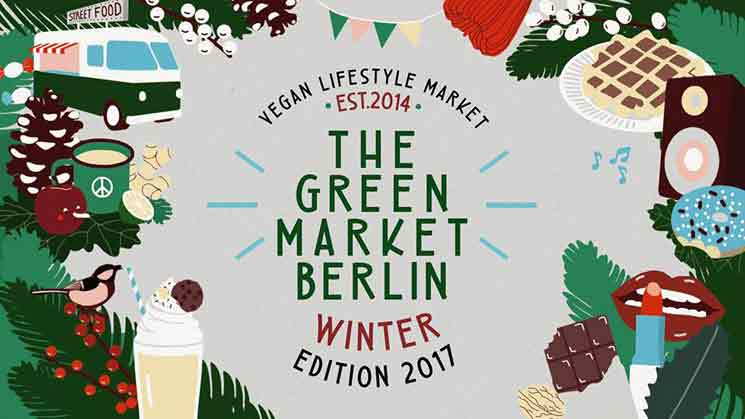 THE GREEN MARKET – WINTER EDITION 2017