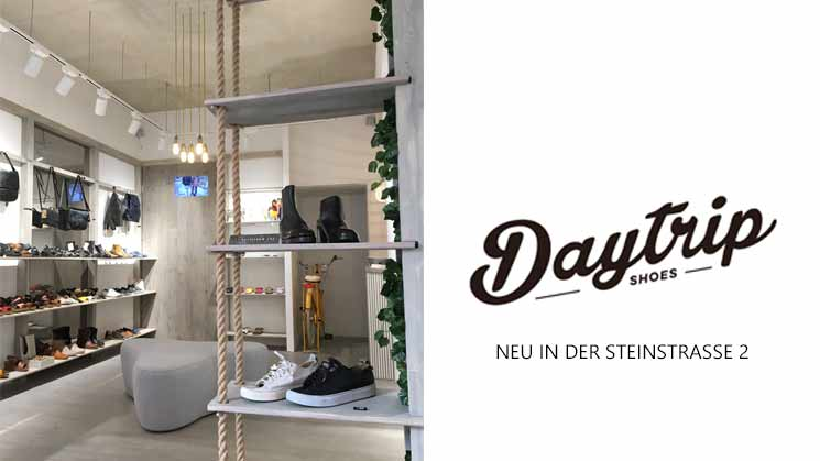 DAYTRIP SHOES – NEU IN BERLIN-MITTE