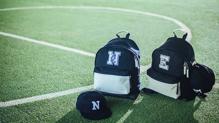 NEW ERA & EASTPAK