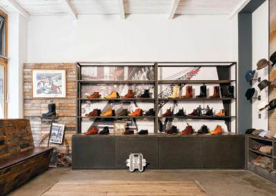 RED WING SHOE STORE BERLIN