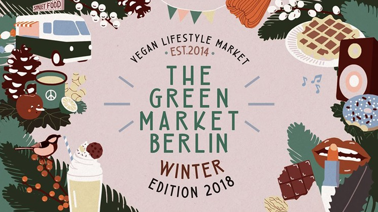 THE GREEN MARKET – WINTER EDITION 2018