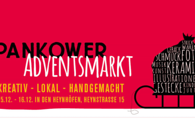 PANKOWER ADVENTSMARKT 2018