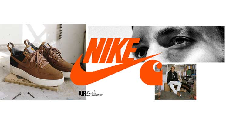 NIKE X CARHARTT WIP COLLECTION