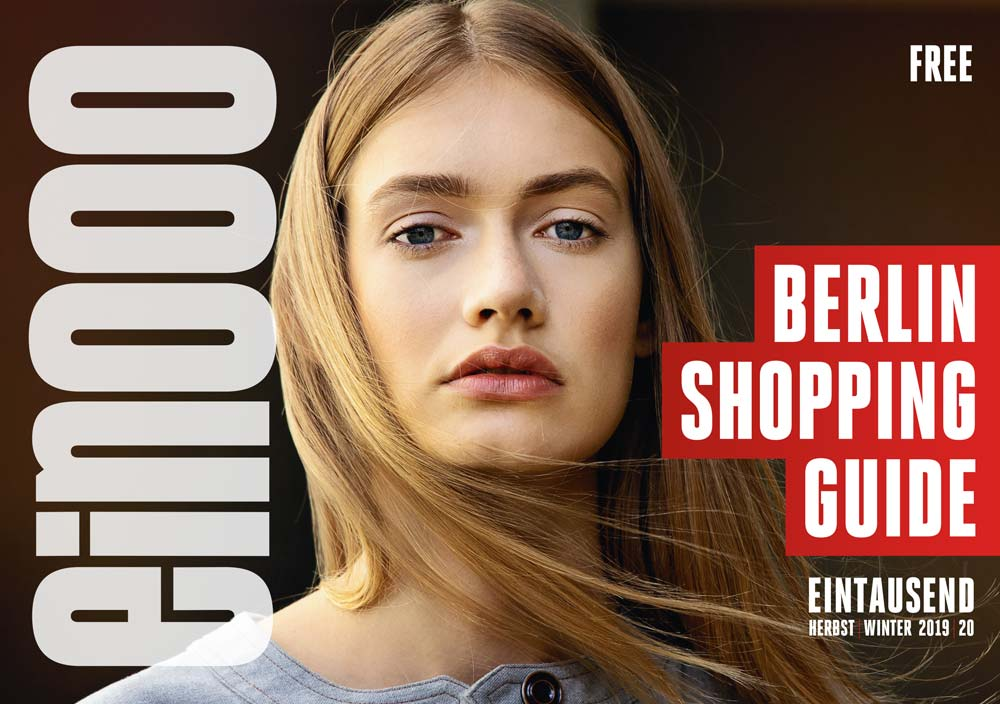 ein000 - Eintausend Shopping Guide HERBST / WINTER 2019